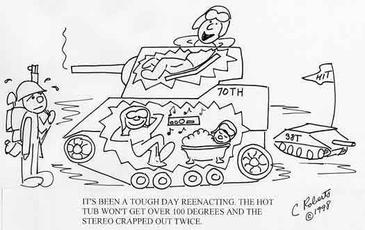 tank cartoon